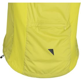 Torvald vest, yellow