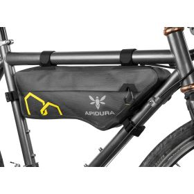Expedition compact frame pack