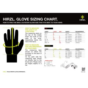 Rukavice Hirzl Grippp thermo 2.0 - černá