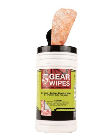 Ubrousky Silca Gear Wipes (110ks)