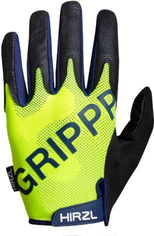 Rukavice Hirzl Grippp Tour FF 2.0 - limeta