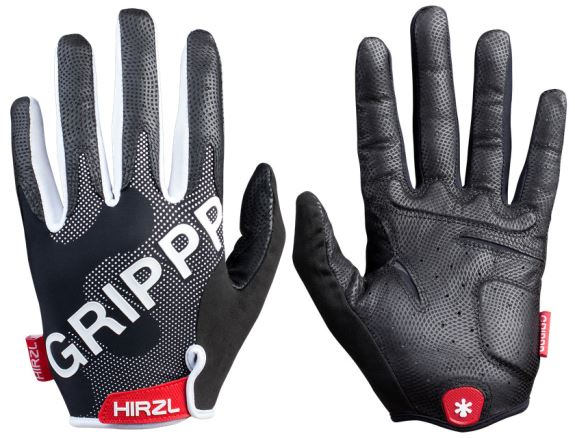 Rukavice Hirzl Grippp Tour FF 2.0 - bílá