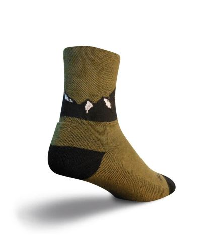Ponožky SockGuy Wooligan Mountain S/M