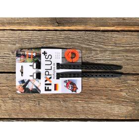 Strap Fixplus 23cm černý balení 2ks