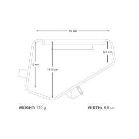 Hydrovak Apidura pro rámové brašny (1,5l)