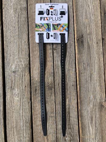 Držák + strap Fixplus 46cm černý 2ks