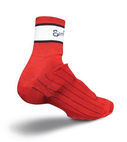 Návleky na boty Red S/M