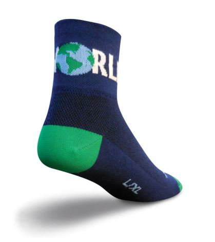 Ponožky SockGuy One world