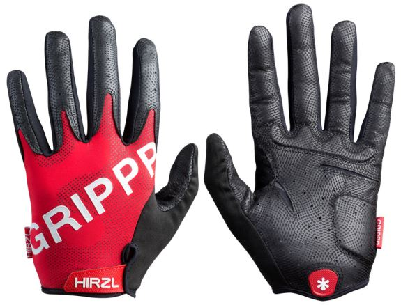 Rukavice Hirzl Grippp Tour FF 2.0 - červená