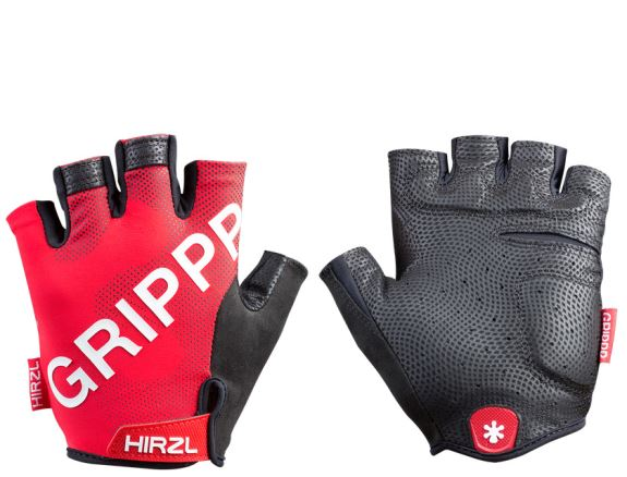 Rukavice Hirzl Grippp Tour SF 2.0 - červená