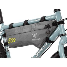 Backcountry compact frame pack