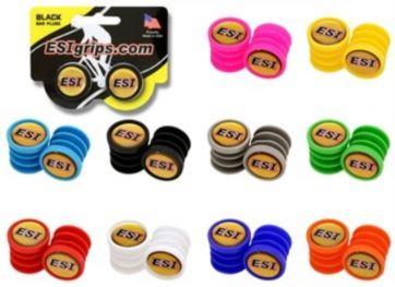 ESI Záslepky řídítek barevné- Bar plugs - Různé barvy